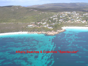 Albany Beaches & Coastline