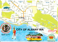 City of Albany Maps