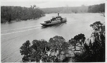 silver star on kalgan river