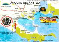 Albany Australia- Maps of Albany WA, Print out Free Maps. | Albany ...