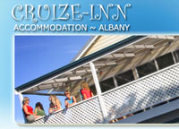CRUIZE-INN ALBANY - ALBANY WA AUSTRALIA ACCOMMODATION