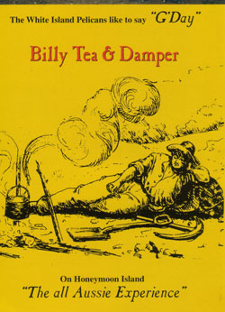 Recipe for Australian Billy Tea